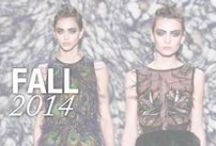 Nicole Miller Fall 2014 /   / by Nicole Miller