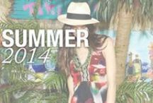 Summer 2014 / by Nicole Miller