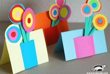 Crafts & DIY for kids / by Diah Tan