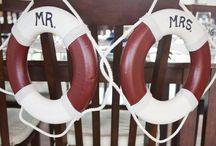 Beach & Nautical wedding