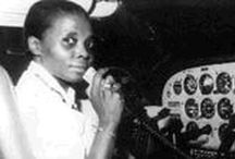 In Memoriam / In honor of the African sisters of the screen who rest in our memory.