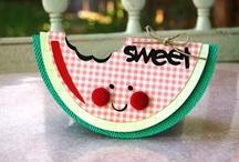 Kids craft - summer