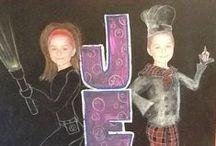 Josie's 7th birthday spy party