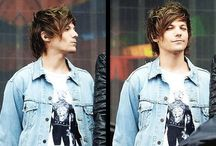 |I'm in love with Lou, and all his Little Things <3| / Louis Tomlinson... there's a lot of things I could say about him... but the thing I love about him most is his personality. Louis is my favorite of One Direction. He's so amazing and beautiful! I'll be meeting him on August 27th, 2014! :D Whether he's famous or not, I'll always love you, Louis! You're the coolest dude I know. :) / by Ariel Frye