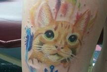 Tattoos & Piercings / by Ruby Blackleaf