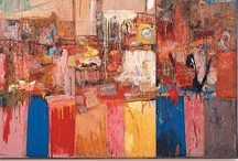 Gary's favourite art 2 / The work of American artist Robert Rauschenberg