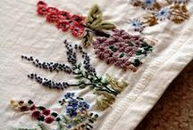 Embroidery / All kinds of stitchery, embroidery, stitchbombing... / by sweetteafrances