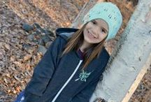 Kid's Gear / Alaska Chicks hoodies, hats, headwraps, shirts and more for your little Alaska Chick.
