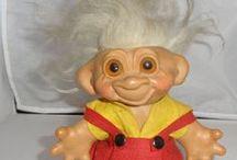 F&W All Trolls All The Time - Russ Dam Uneeda Ace Trolls / All the trolls we have/had in stock and for sale.
