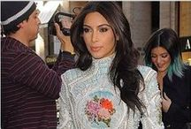Kim Kardashian's Top Paris Looks for Less! / Now that we've all had some time to recover from our Kardashian-West Wedding hangover, let's take a look at a few of my favorite looks that Kim wore in Paris.