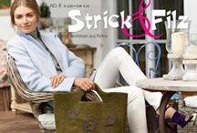 Strick & Filz No. 8
