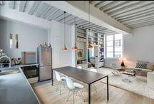Apartaments / Apartamente / tendinte, modele