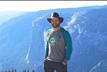 Men's Gear / Men's hoodies and long-sleeve shirts. Enjoy the Wildlife!