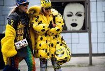 London Fashion Week #LFW best #streetstyle