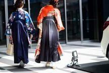 Tokyo Fashion Week Fall 2015 Street Style