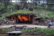 Earthship | Eco | Cob homes