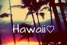 Hawaii / My next place