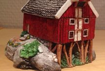 Miniature house / småhus