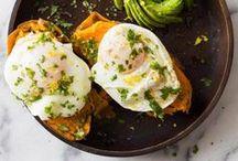Recetas saladas de brunch / La comida de brunch es algo especial y diferente de lo que normalmente comemos. Aquí encontrarás recetas saladas para que tu comida de brunch no sea nunca aburrida.