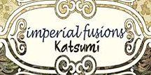Imperial Fusions Katsumi by Robert Kaufman / cotton fabrics collection of Robert Kaufman