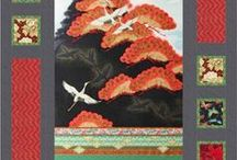Imperial Collection 10 by Robert Kaufman / Asian-Inspired Cotton Quilting Fabric cotton fabrics collection of Robert Kaufman