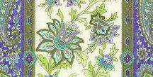 Briarcliff by Fabri-Quilt / Briarcliff by Paintbrush Studio Design for Fabri-Quilt (Feb 2015)