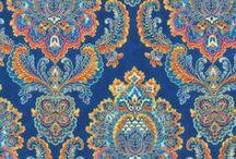 """La Scala 6 by Robert Kaufman / """"La Scala 6"""" - collection of Robert Kaufman Fabric"""