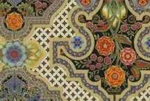 """Florentine 2 by Robert Kaufman / """"Florentine 2"""" Collection by Peggy Toole for Robert Kaufman Fabrics"""