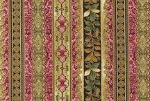 """La Scala 3 by Robert Kaufman / """"La Scala 3"""" - collection of Robert Kaufman Fabric"""