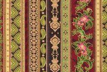 """La Scala 2 by Robert Kaufman / """"La Scala 2"""" - collection of Robert Kaufman Fabric"""