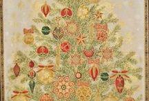 """Winter's Grandeur 3 by Robert Kaufman / """"Winter´s Grandeur 3"""" by Robert Kaufman Fabrics"""