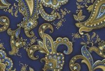 """Majesty by Timeless Treasures / """"Majesty"""" by Chong-a Hwang for Timeless Treasures Fabrics"""