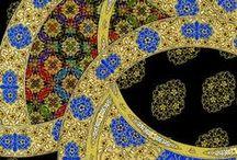 """Pondicherry by Timeless Treasures / """"Pondicherry"""" by Chong-a Hwang for Timeless Treasures Fabrics"""