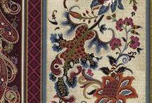 "Tivoli by Timeless Treasures / ""Tivoli"" by Chong-a Hwang for Timeless Treasures Fabrics"