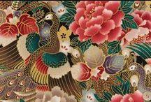 Quilt-Gate HR3970 Kujaku / Quilt-Gate: Hyakka Ryoran - Kujaku Collection