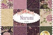 Narumi by Hoffman / Hoffman Fabrics 'Narumi' Collection