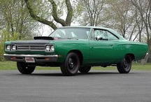 MOPARS / by keith terry