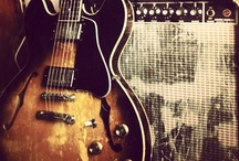 my guitars / by Rachel Mathis