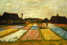 """Van Gogh / """"Vincent Van Gogh: He loved his colors and he let him show."""" —songwriter Jonathan Richman"""