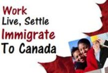 National Immigration Exhibition / National Immigration Exhibition connects Newcomers, Temporary Foreign Workers, landed Immigrants and International Students with providers of employment, education & training, foreign credential, entrepreneurship, immigration and settlement services across Canada and international.