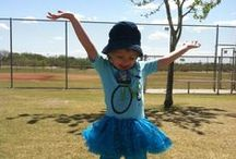 Healthy Kids! / Healthy kids are happy kids!  Let them run, jump, swing, kick balls, throw balls, and just play!