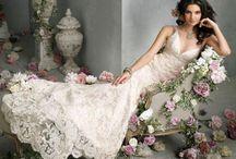 Vera Wang / I suoi vestiti da sposa, un sogno!
