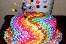 Bolos de festa / Bolos de aniversários infantis