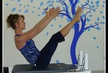 Pilates-Back-Joint-Exercise.com / Pilates based exercises to help you with all your back and joint aches and pains!
