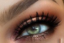 Beauty, make-up / Beauty and make-up inspirations