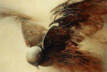 Zdzislaw Beksinski / The amazing art of Zdzislaw Beksinski