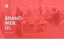 Inspirational Website / Fresh, innovative, creative, minimalist websites