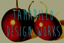 Tamarillo Design Works / Inspired restoration of olde world pieces..