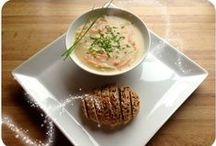 Soups / Warming soups for any season