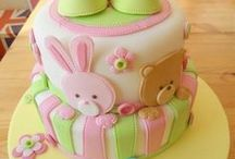 Cakes and decoration
